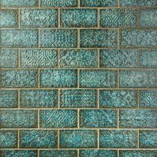 Patina Lagoon Polished Porcelain Tile