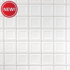 New! Regency Pearl Polished Ceramic Tile