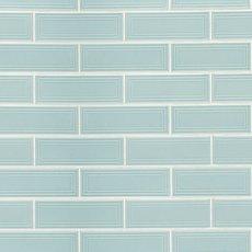 Silhouette Rain Polished Ceramic Tile