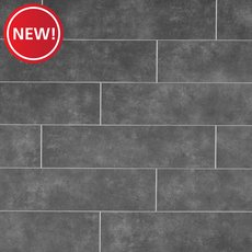 New! Uptown Antracite Matte Porcelain Tile
