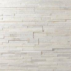 Celeste White Quartzite Panel Ledger
