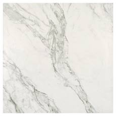 Naomi White Porcelain Tile