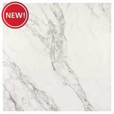 New! Naomi White Porcelain Tile
