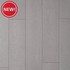 New! Fairmont Matte Grey Oak Water-Resistant Laminate
