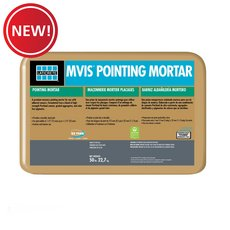 New! Laticrete Latte MVIS Pointing Mortar