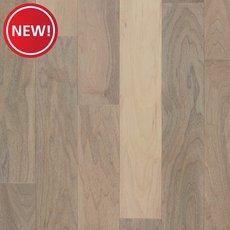New! Shell White Walnut Acrylic Infused Engineered Hardwood