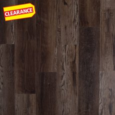 Clearance! Highland Dusk Rigid Core Luxury Vinyl Plank - Foam Back