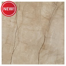 New! Martello Noce Polished Porcelain Tile