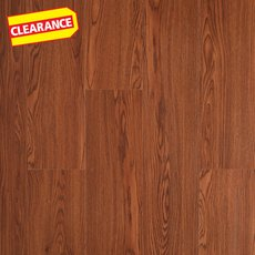 Clearance! Cherry Vinyl Plank Tile