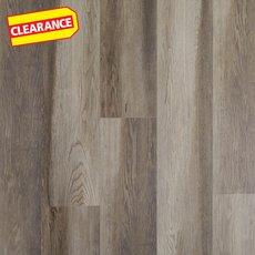 Clearance! Windmill Oak Rigid Core Luxury Vinyl Plank - Foam Back