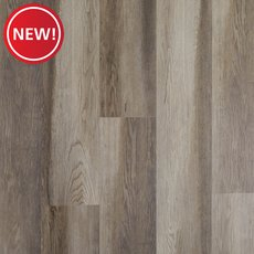 New! Windmill Oak Rigid Core Luxury Vinyl Plank - Foam Back