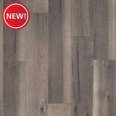New! Latte Walnut Hand Scraped Water-Resistant Laminate
