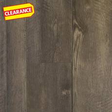 Clearance! Estate Charcoal Multi-Length Water-Resistant Laminate