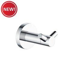 New! Modern Chrome Robe Hook