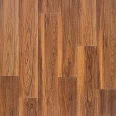 Henna Walnut Rigid Core Luxury Vinyl Plank - Foam Back