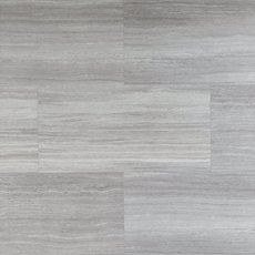 Travertine Mist Rigid Core Luxury Vinyl Tile - Foam Back