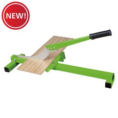 New! Prowler 12in. Laminate Floor Cutter