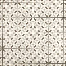 Lattice Gray Matte Porcelain Tile