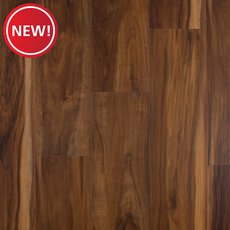 New! Acacia Rigid Core Luxury Vinyl Plank - Cork Back