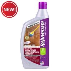 New! Rejuvenate Professional Wood Floor Restorer High Gloss