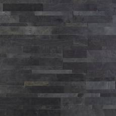 Monsoon Black Slate Peel and Stick Ledger Panel