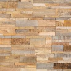 Texas Ranch Peel and Stick Wood Wall Panel