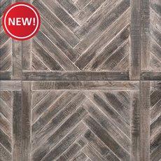 New! York Parquet Wood Plank Porcelain Tile