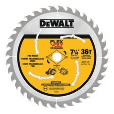DeWalt 7 1/4in. 36T Flexvolt Circular Saw Blade