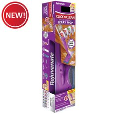 New! Rejuvenate Vinyl Click n Clean Spray Mop System