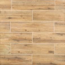Mansfield Amber II Wood Plank Porcelain Tile