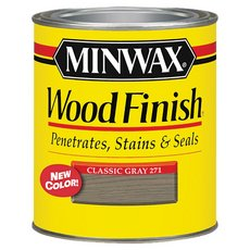 Minwax Classic Gray 271 Wood Finish Stain