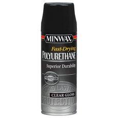 Minwax Fast-Drying Polyurethane Clear Gloss Spray