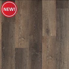 New! Timber Beam Oak Rigid Core Luxury Vinyl Plank - Cork Back