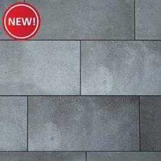 New! City Style Gray II Matte Porcelain Tile