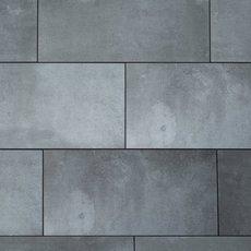 City Style Gray II Matte Porcelain Tile