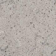 Ready to Install Fossil Gray Quartz Slab Includes Backsplash
