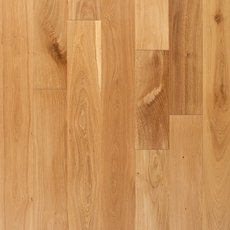 Riga White Oak Wire Brushed Solid Hardwood