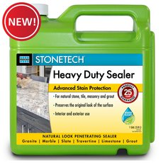 New! Laticrete StoneTech Heavy Duty Sealer