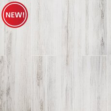 New! Hadley Gray II Wood Plank Porcelain Tile