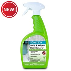 New! Laticrete StoneTech Mold and Mildew Stain Remover