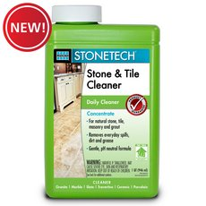 New! Laticrete StoneTech Stone and Tile Cleaner