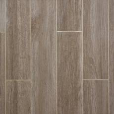 Wynnwood Gray Wood Plank Porcelain Tile