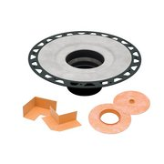 Kerdi-Drain Flange ABS 2in.