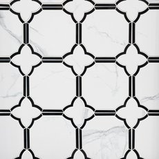 Rosalind Polished Porcelain Mosaic