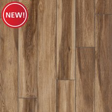 New! Chesterfield Brown II Wood Plank Ceramic Tile