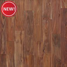 New! Maine Acacia Smooth Solid Hardwood