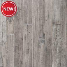 New! Hevea Merapi Distressed Solid Hardwood