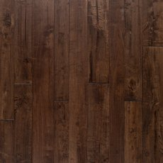 Hevea Meno Distressed Solid Hardwood