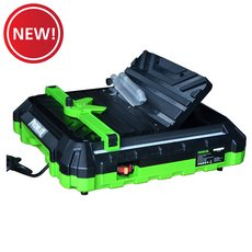 New! Prowler 4 1/2in. Wet Saw