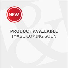 New! Jones Stephens 3/8in. x 1/2in. OD x FIP Flexible Stainless Steel Faucet ConnectorE